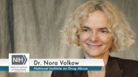 Dr. Nora Volkow discusses study findings